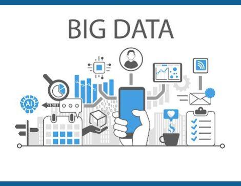 خدمات البيانات الضخمة